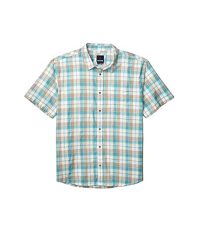 Prana Benton Shirt (Azurite) Men