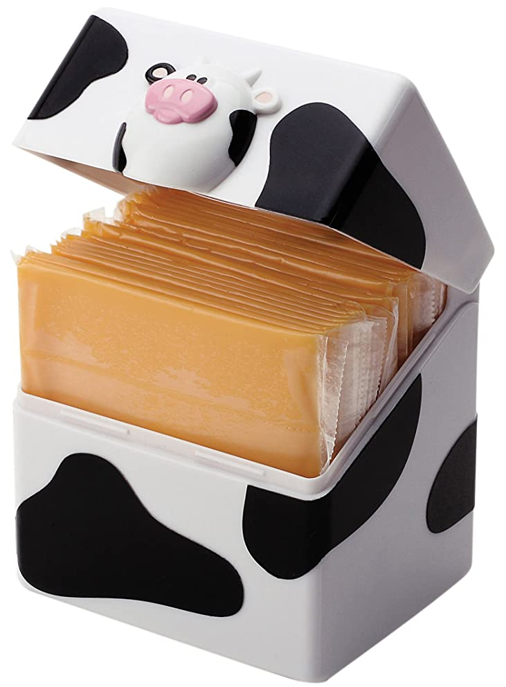 Joie Moo-Moo Cow Cheese Slice Holder Pod