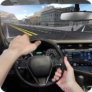 Drive Camry Simulator