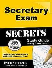 Secretary Exam Secrets Study Guide: Secretary Test Review for the Civil Service Secretary Exam