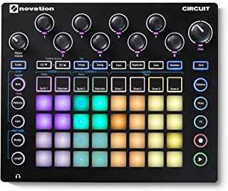 novation circuit synth