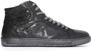 Nero Giardini A705350U Sneakers Alte Uomo in Pelle