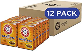 Arm & Hammer Baking Soda, 12 Pack of 1lb Boxes
