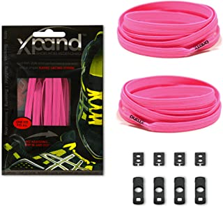 neon pink laces