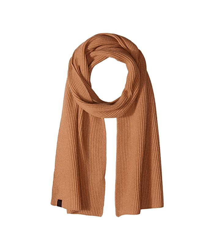 rag and bone  Ace Cashmere Scarf (Camel) Scarves
