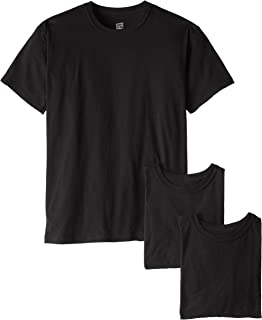MJ Soffe Men's Core Undershirt T-Shirts (3 Pack)
