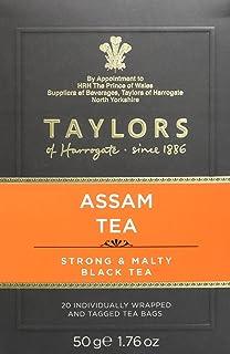 Taylor´s of Harrogate Pure Assam Tea - 20 Wrapped Tea Bags 50g