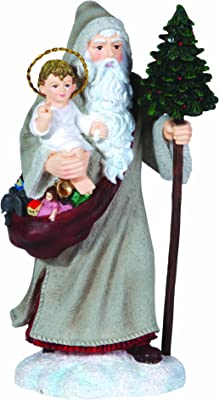 Pipka Christmas Eve Santa Figurine