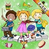 Juegos de música para bebés y niños : descubrir los instr