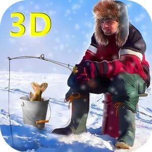 Ice Winter Fishing Simulator 3D