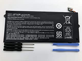 Aluo AP13J3K AP13J4K Replacement Battery for Acer Chromebook 11.6
