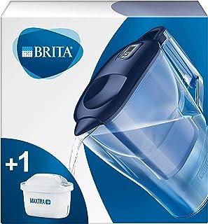 BRITA Carafe filtrante Aluna bleue - 1 filtre MAXTRA+ inclus