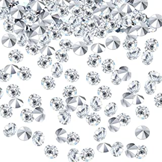 diamond table scatter crystals