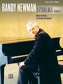 Randy Newman Anthology, Vol. 2 (Music for Film, Television and Theater) (Paperback)