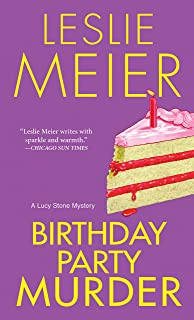 Birthday Party Murder (A Lucy Stone Mystery Series Book 9)