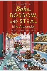 Bake, Borrow, and Steal: A Bakeshop Mystery Kindle Edition