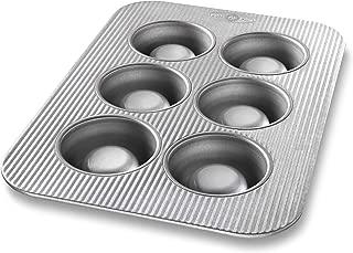 USA Pan 1251MF-1 Brownie Bowl Dessert Pan, 15.75 x 11.125 x 1.75-Inches