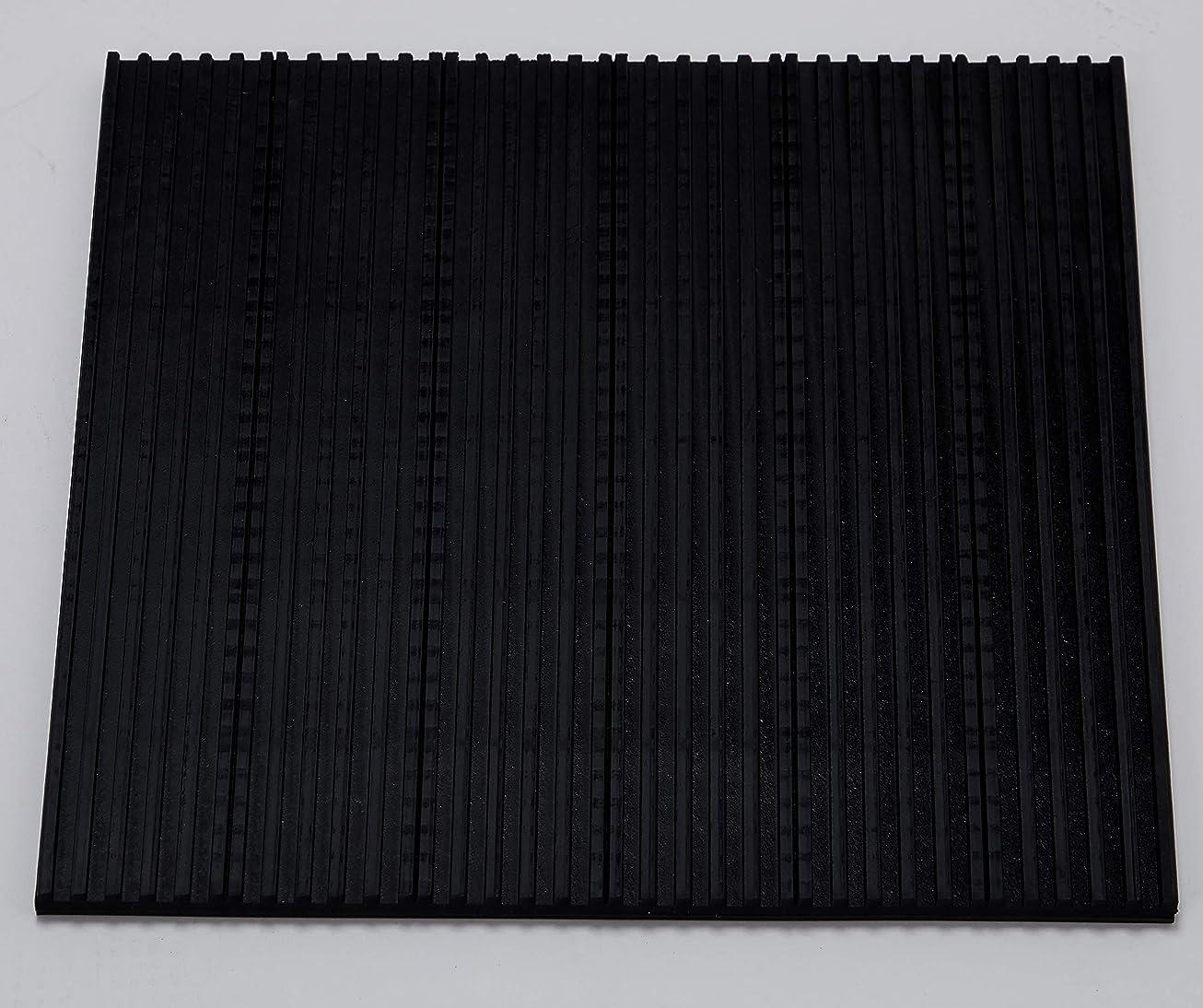 共和党水銀の擬人TRUSCO(トラスコ) 防振パット10×300×300  OH-10