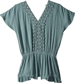 Shayla Romper Cover-Up (Little Kids/Big Kids)