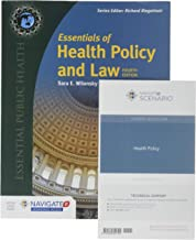 Essentials of Health Policy and Law with Advantage Access and the Navigate 2 Scenario for Health Policy