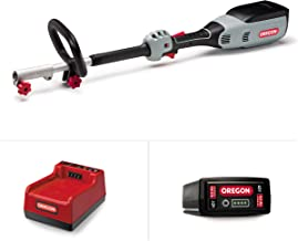 Oregon Cordless Multi-Attachment Powerhead R7 Kit with 6.0Ah Battery and Rapid Charger (no attachments)