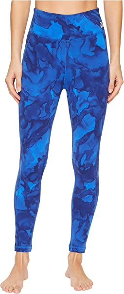 New Balance - Premium Performance 3/4 Crop Print