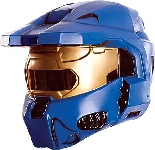 halo blue helmet