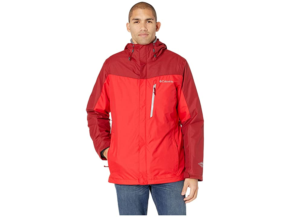 Columbia Whirlibirdtm III Interchange Jacket (Red Spark/Red Element) Men