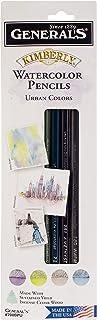 أقلام رصاص بألوان مائية كيمبرلي 700BPU من جنرال 4 عبوات