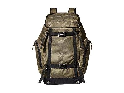 Burton Booter Pack (Worn Camo Print) Bags