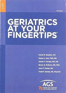 Geriatrics at Your Fingertips 2017