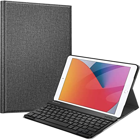 Fintie Keyboard Case For Ipad 8th Generation Computers Accessories