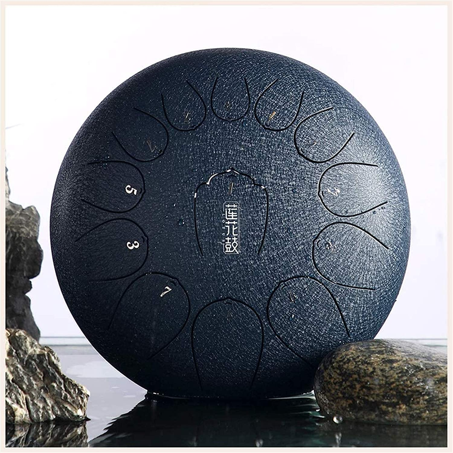 PIAOLIGN Outlet ☆ Free Sales Shipping Steel Tongue Drum Handpan I 13 12.5 Notes