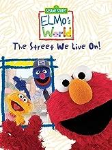 Sesame Street: Elmo's World: The Street We Live On!