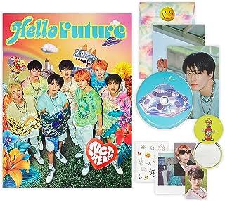 NCT DREAM The 1st Album Repackage - Hello Future [ HELLO Ver. ] CD-R + Photobook + Envelope + Polaroid Card + Tatto Sticke...