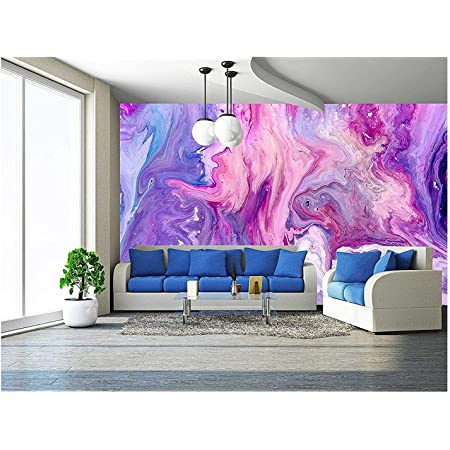 Modern Art Abstract Painting Colour Photo Wallpaper Wall Mural GIANT WALL DECOR