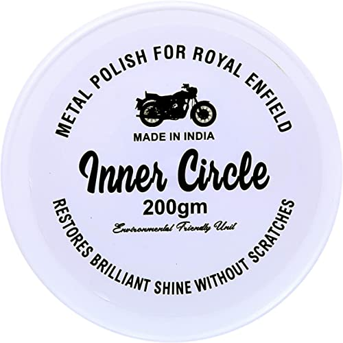 Inner Circle Metal Polish for Royal Enfield 200gm