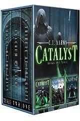 Catalyst Books 1-3: An Epic Fantasy Box Set Kindle Edition