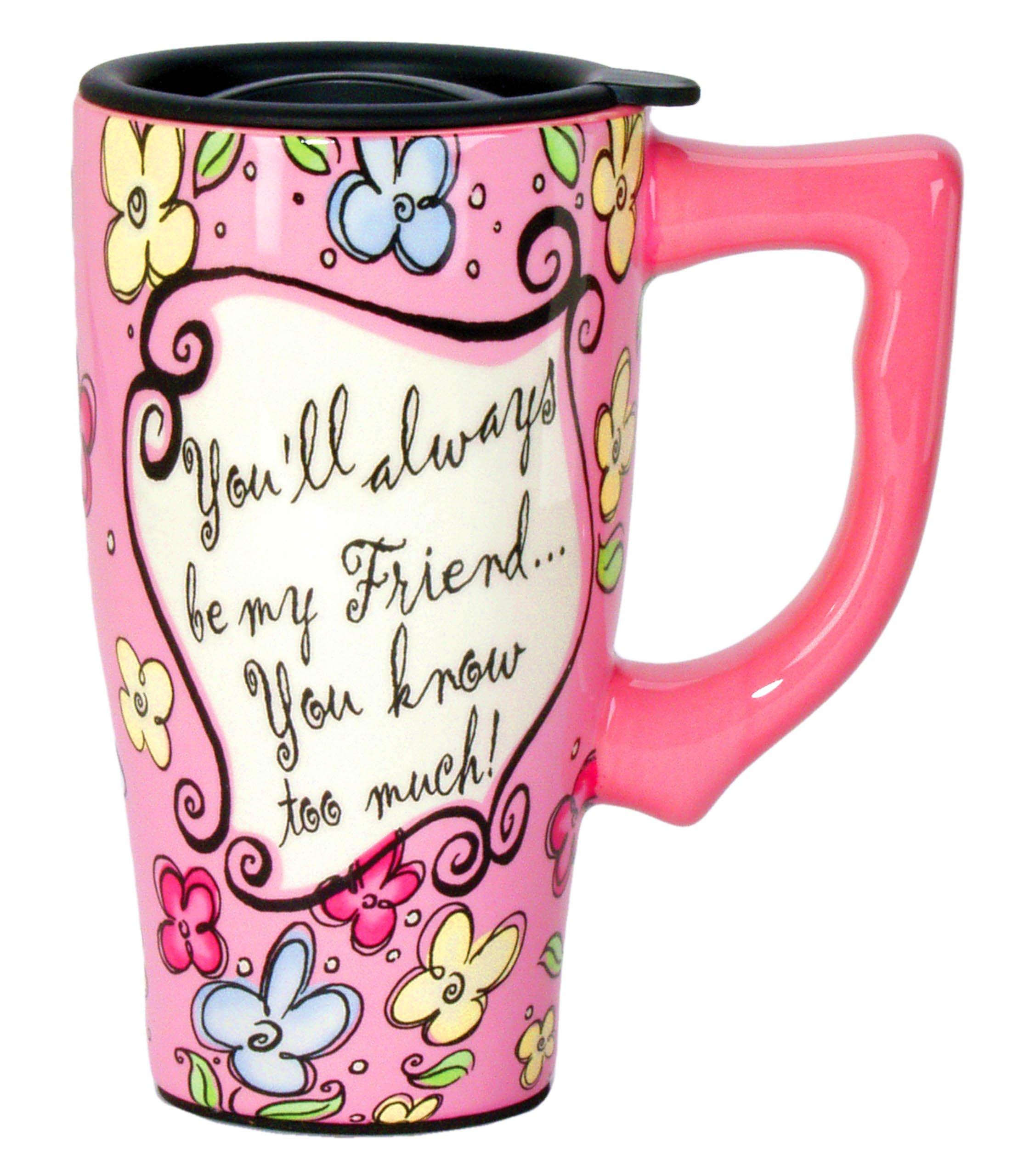 4Rissa Namaste Om Ceramic Coffee Tea Cup Mug