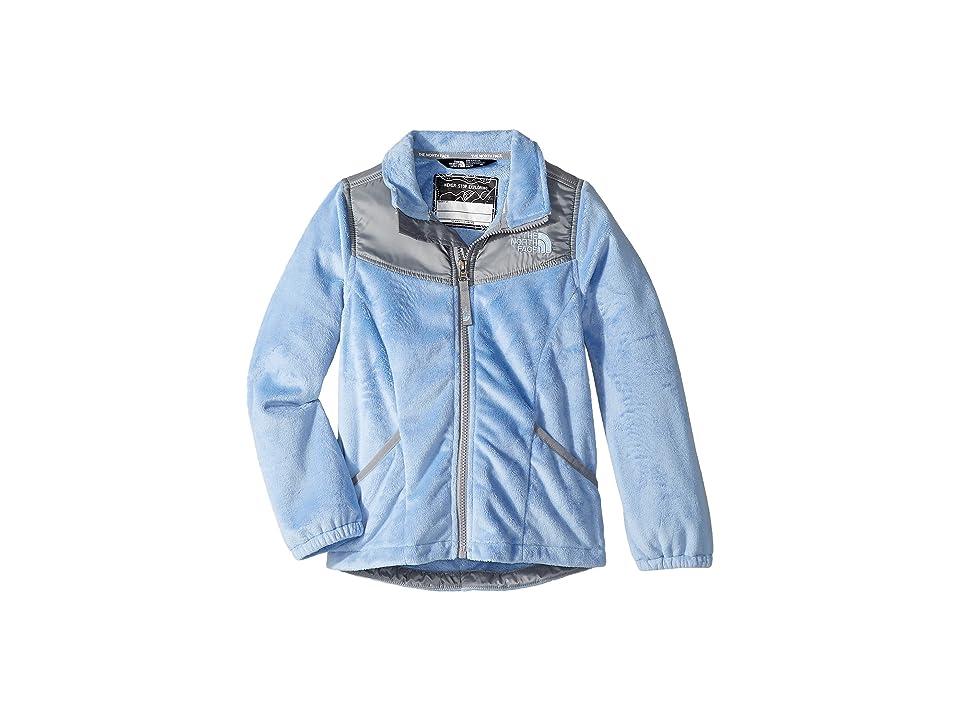 The North Face Kids Osolita 2 Jacket (Little Kids/Big Kids) (Collar Blue) Girl