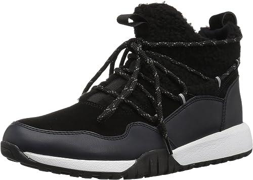 Aldo hombres Calzado Atlético, negro Leather, Talla 10