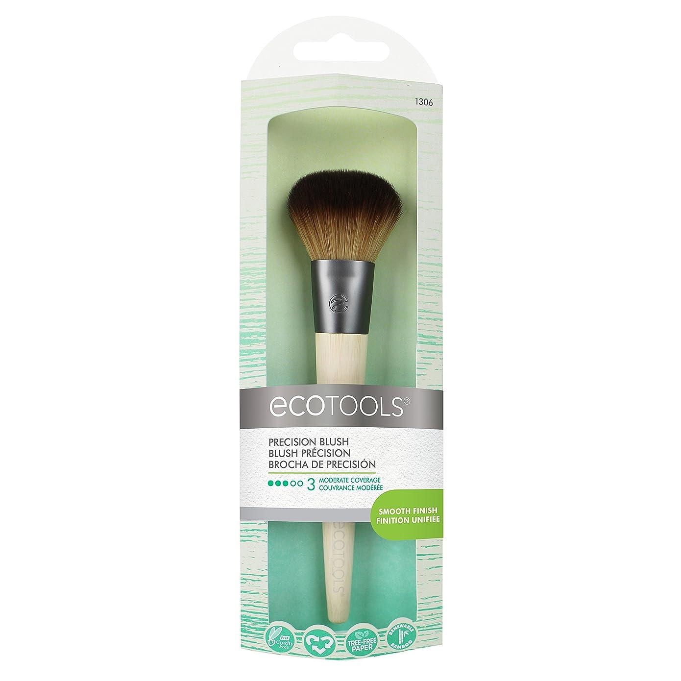 腹部宮殿旋律的EcoTools Precision Blush Brush (並行輸入品)