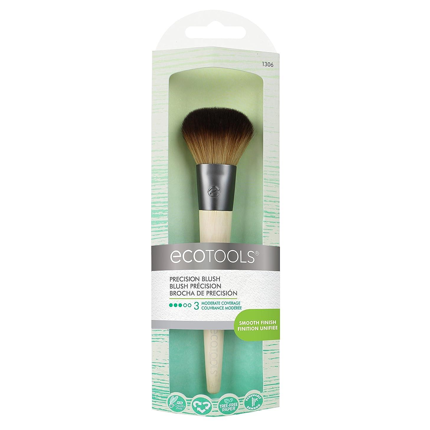 必要ないエール平凡EcoTools Precision Blush Brush (並行輸入品)