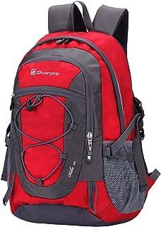 Soarpop Ultraleichter Outdoor-Sport Rucksack Wanderrucksack Trekkingrucksack für Camping Klettern Radfahren