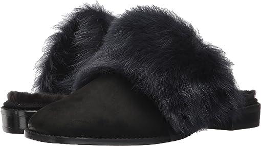 Raven Long Fur