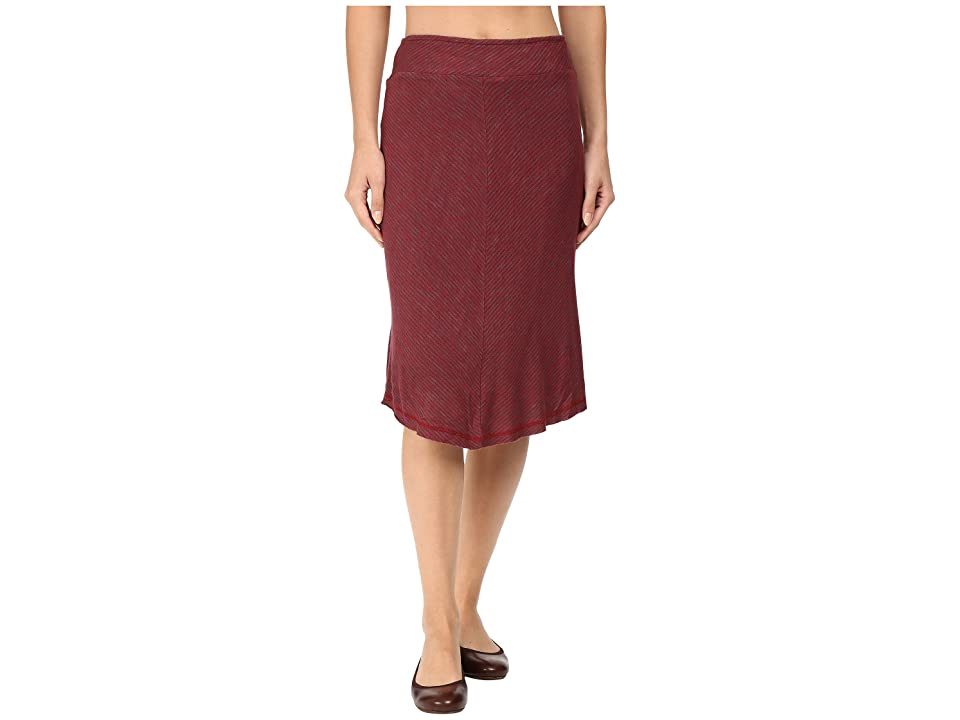 Aventura Clothing Cadence Skirt (Gypsy Red) Women