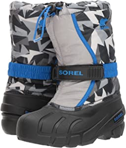 SOREL Kids - Flurry Print (Toddler/Little Kid/Big Kid)