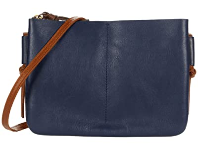 Madewell The Knot Crossbody Bag: Color-Block Edition