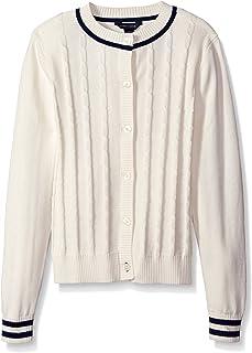 Big Girls' Core Lightweight Cardigan Sweater