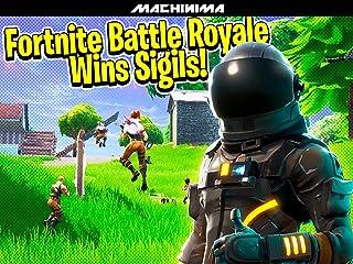 Clip: Fortnite Battle Royale Wins (Sigils)